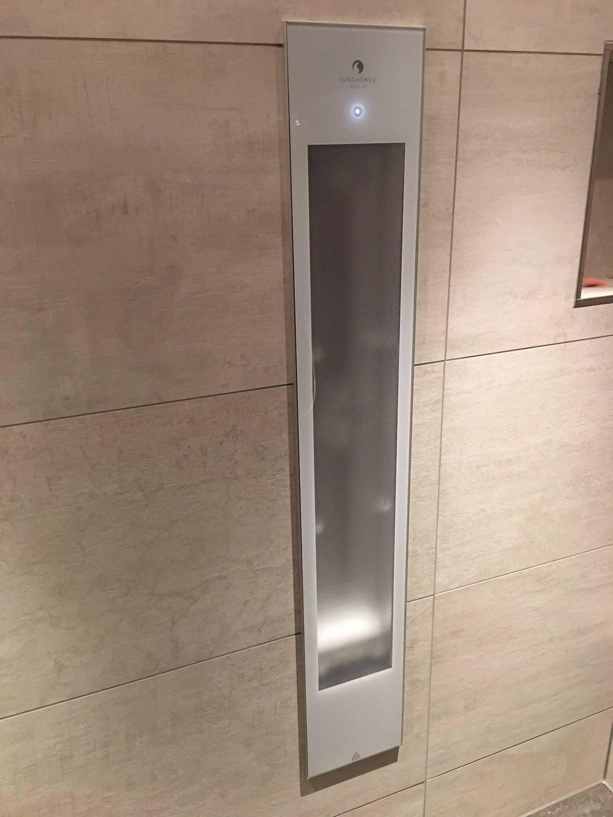 Infrarood sauna & badkamer | Bouwbedrijf Van Laar